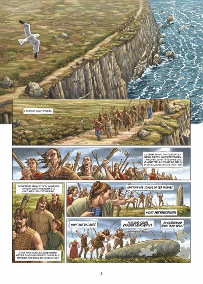 Page 4 les druides tome 2 - is la blanche