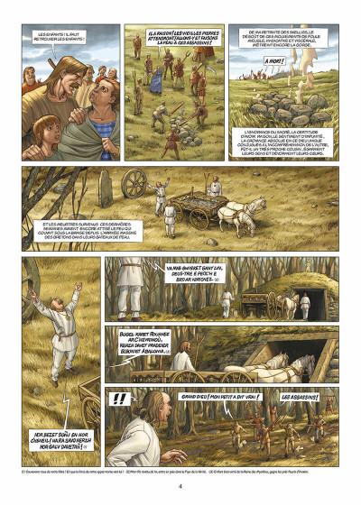 Page 5 les druides tome 2 - is la blanche