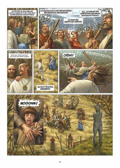 Page 7 les druides tome 2 - is la blanche