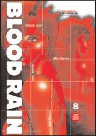 Couverture blood rain tome 8