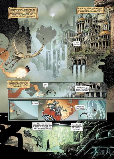 Page 4 lanfeust des étoiles tome 6 - le râle du flibustier