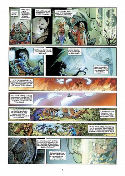 Page 5 lanfeust des étoiles tome 6 - le râle du flibustier