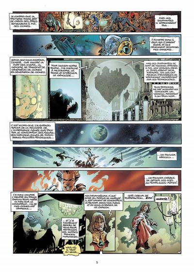 Page 6 lanfeust des étoiles tome 6 - le râle du flibustier