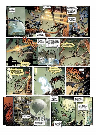 Page 7 lanfeust des étoiles tome 6 - le râle du flibustier