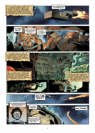 Page 8 lanfeust des étoiles tome 6 - le râle du flibustier
