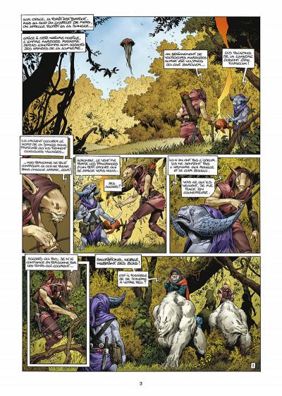 Page 4 Les forêts d'opale tome 5