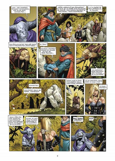 Page 5 Les forêts d'opale tome 5