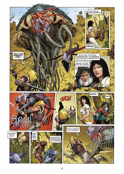 Page 7 Les forêts d'opale tome 5