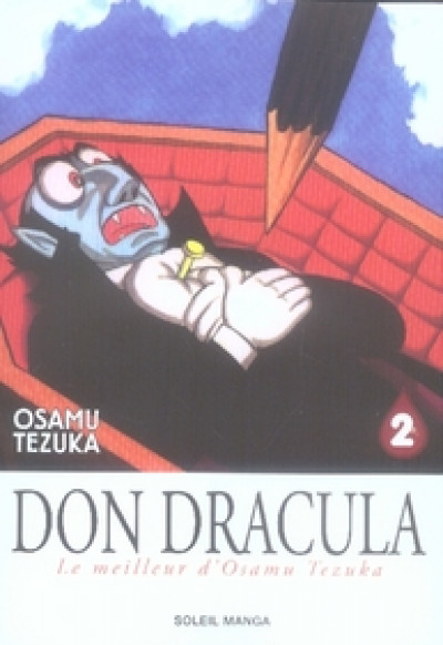 Couverture don dracula tome 2