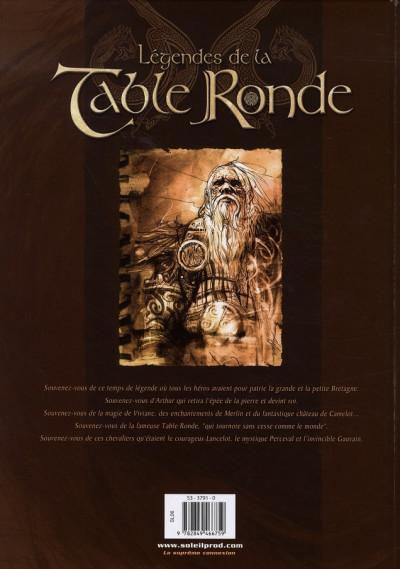 Dos légendes de la table ronde tome 3 - le chevalier noir