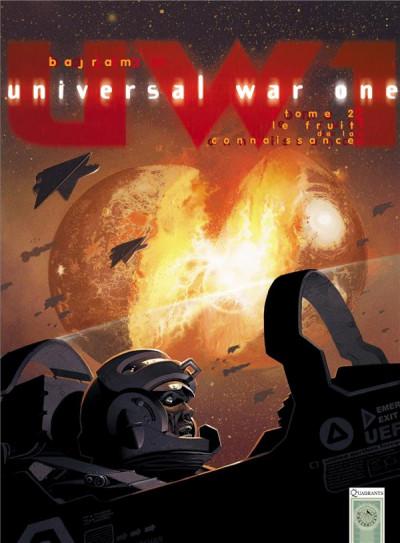 image de Universal war one tome 2 - fruit de connaissance