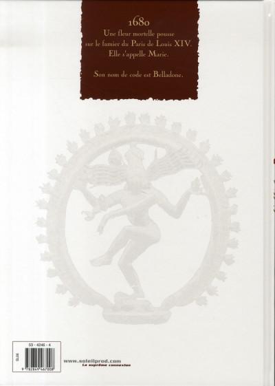 Dos belladone tome 3 - louis