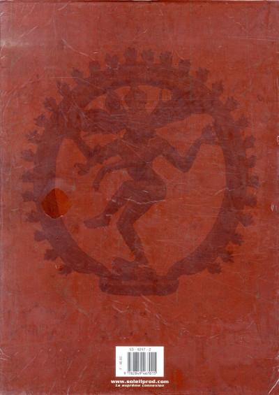 Dos belladone - coffret tome 1 à tome 3