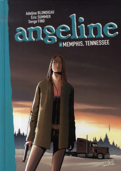 image de angeline tome 4 - memphis tennessee