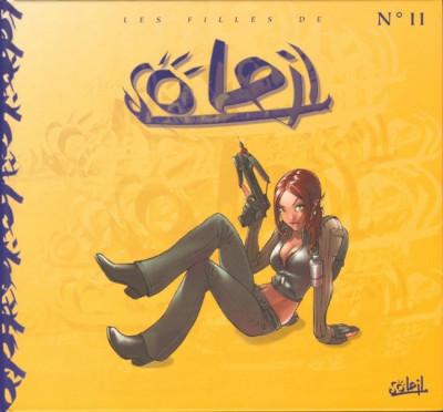 Couverture Filles de Soleil (Les) tome 11 - Les Filles de Soleil (éd. 2007)