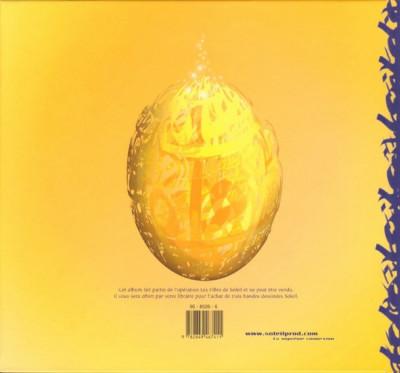 Dos Filles de Soleil (Les) tome 11 - Les Filles de Soleil (éd. 2007)