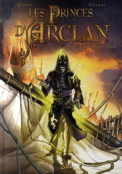 image de les princes d'arclan tome 4 - le sans-nom