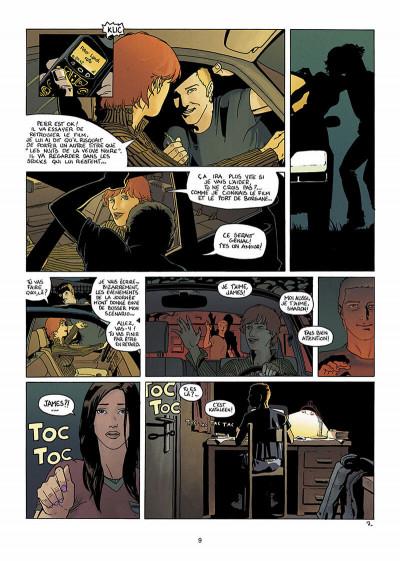 Page 0 l'ombre du cinéphage tome 3 - final cut