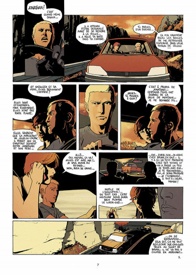 Page 8 l'ombre du cinéphage tome 3 - final cut