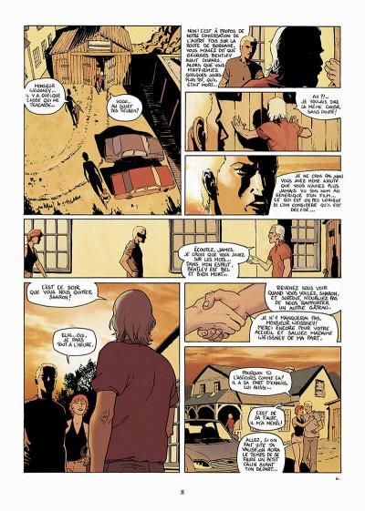 Page 9 l'ombre du cinéphage tome 3 - final cut