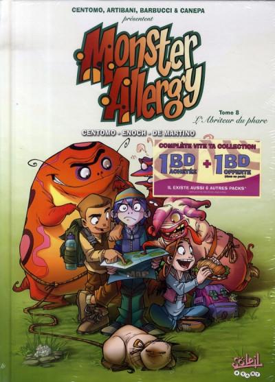 image de monster allergy - tome 7 et tome 8