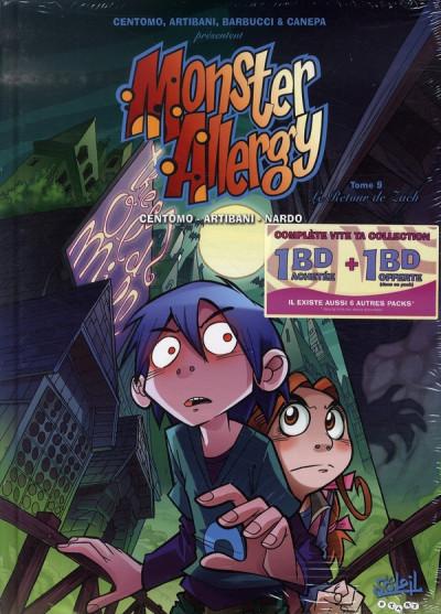 image de monster allergy - tome 9 et tome 10