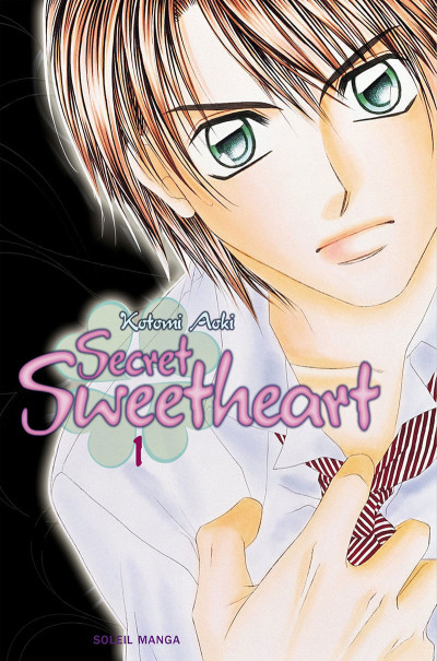 Couverture secret sweetheart tome 1