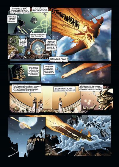 Page 5 les naufragés d'ythaq tome 4 - l'ombre de khengis