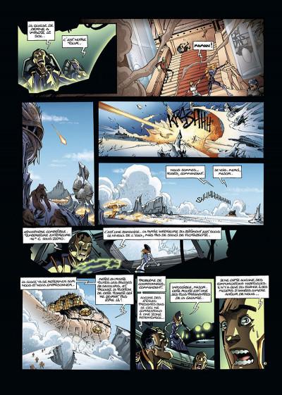 Page 6 les naufragés d'ythaq tome 4 - l'ombre de khengis