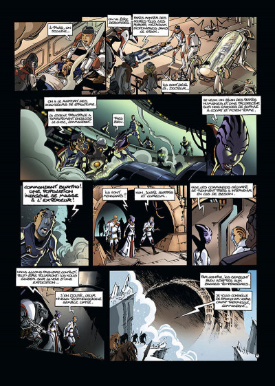 Page 8 les naufragés d'ythaq tome 4 - l'ombre de khengis
