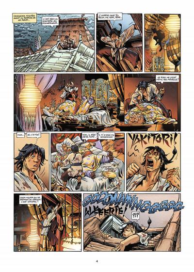 Page 5 trolls de troy tome 10 - les enragés du darshan tome 2
