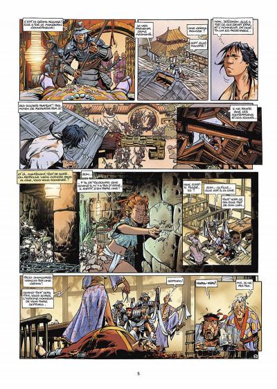 Page 6 trolls de troy tome 10 - les enragés du darshan tome 2