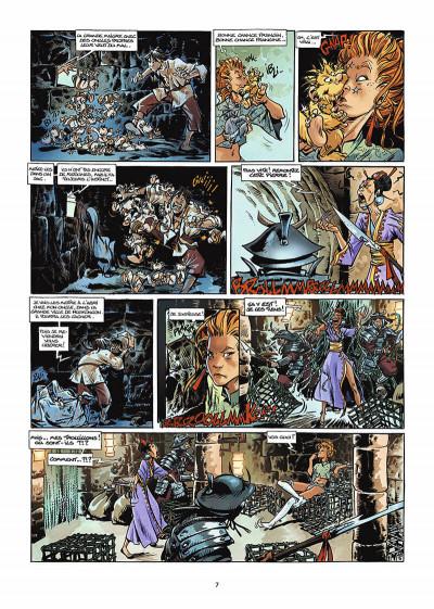 Page 8 trolls de troy tome 10 - les enragés du darshan tome 2