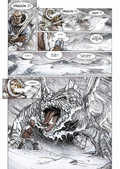 Page 6 la geste des chevaliers dragons tome 6 - par-delà les montagnes