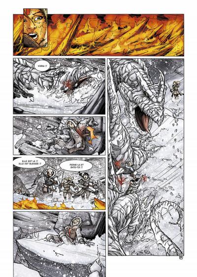 Page 8 la geste des chevaliers dragons tome 6 - par-delà les montagnes
