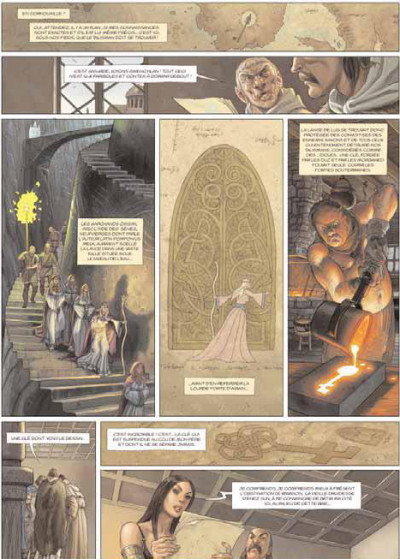 Page 1 les druides tome 3 - la lance de lug