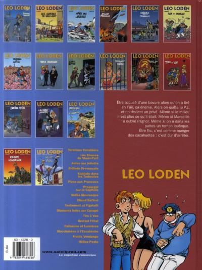 Dos Léo Loden tome 17