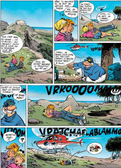 Page 1 Léo Loden T.17 - hélico pesto