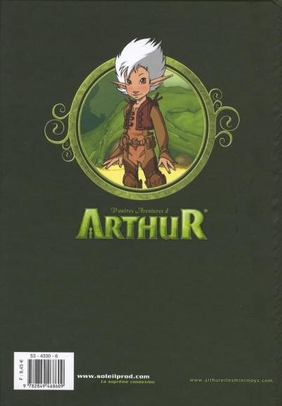 Dos les nouvelles aventures d'arthur tome 1