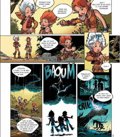 Page 1 les nouvelles aventures d'arthur tome 1