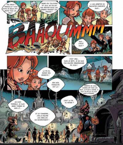 Page 2 les nouvelles aventures d'arthur tome 1