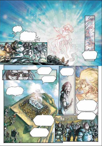 Page 1 la quête du graal tome 2 - le tombeau de balor
