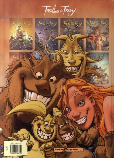 Dos trolls de troy tome 1 - histoires trolles