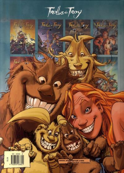 Dos trolls de troy tome 8 - rock'n troll attitude