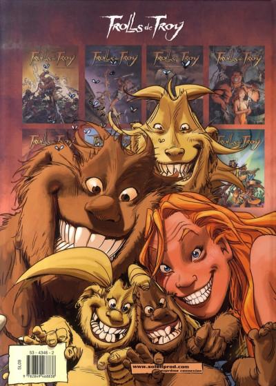 Dos trolls de troy tome 9 - les prisonniers du darshan tome 1