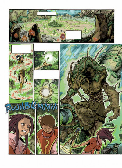 Page 1 greenworld tome 1 - quand meurent les cébyllins