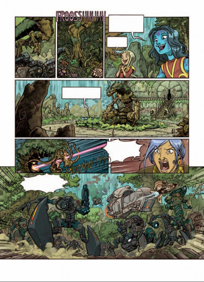 Page 2 greenworld tome 1 - quand meurent les cébyllins