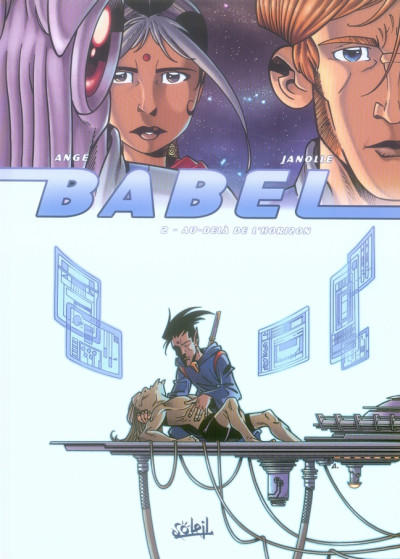 Couverture Babel tome 2