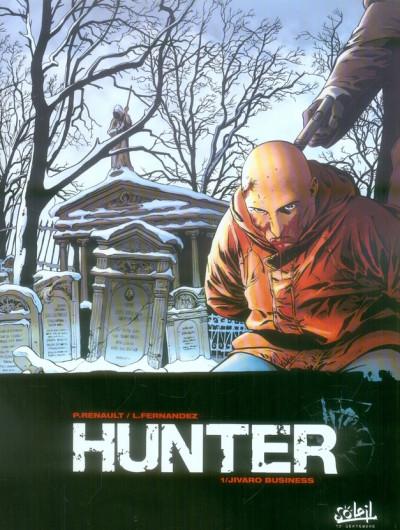 image de hunter tome 1 - jivaro business