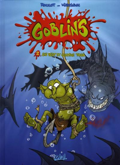image de Goblin's tome 2 - en vert et contre tous